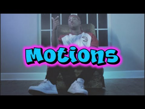 Aaron Cole - Motions (Official Music Video)