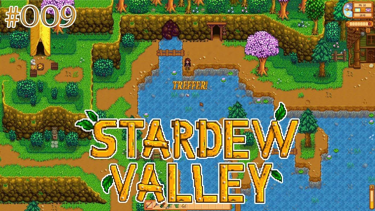 Stardew Valley Angeln