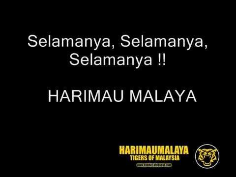 Selamanya - Harimau Malaya (Dengan Lirik )