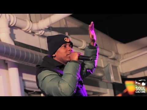 Kendrick Lamar performs Backseat Freestyle (Live @ Rough Trade East London)