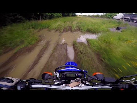EXTREME HIDDEN MUD TRAIL!!