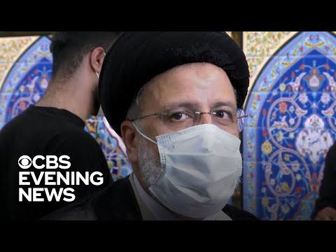 Controversial cleric Ebrahim Raisi set to become Iran's new president