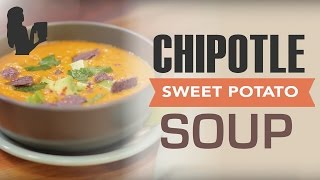 Chipotle Sweet Potato Soup From Healthy Happy Vegan Kitchen Cookbook