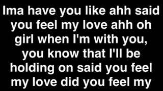Feel My Love Lyrics