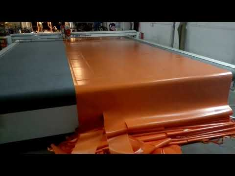 iECHO 5032 Automatric Cutting for the Tents, inflatable, PVC Material