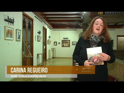 Carina Regueiro presenta Estrelas da despensa galega 21 2 18