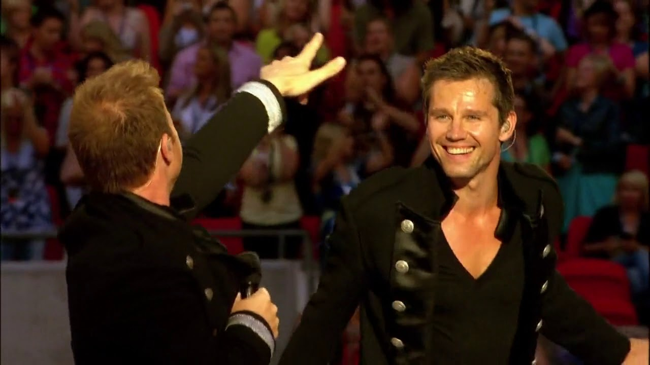 Greatest Day Take That The Circus Live 2009 Hd Youtube