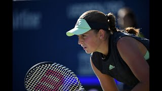 Jelena Ostapenko vs. Alison Riske | US Open 2019 R2 Highlights