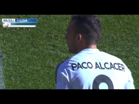 Video: Valencia 2 -Vs- 2 Rayo Vallecano (La Liga) Highlights