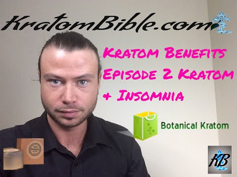 Kratom & Insomnia - How Can Kratom Help You Sleep?