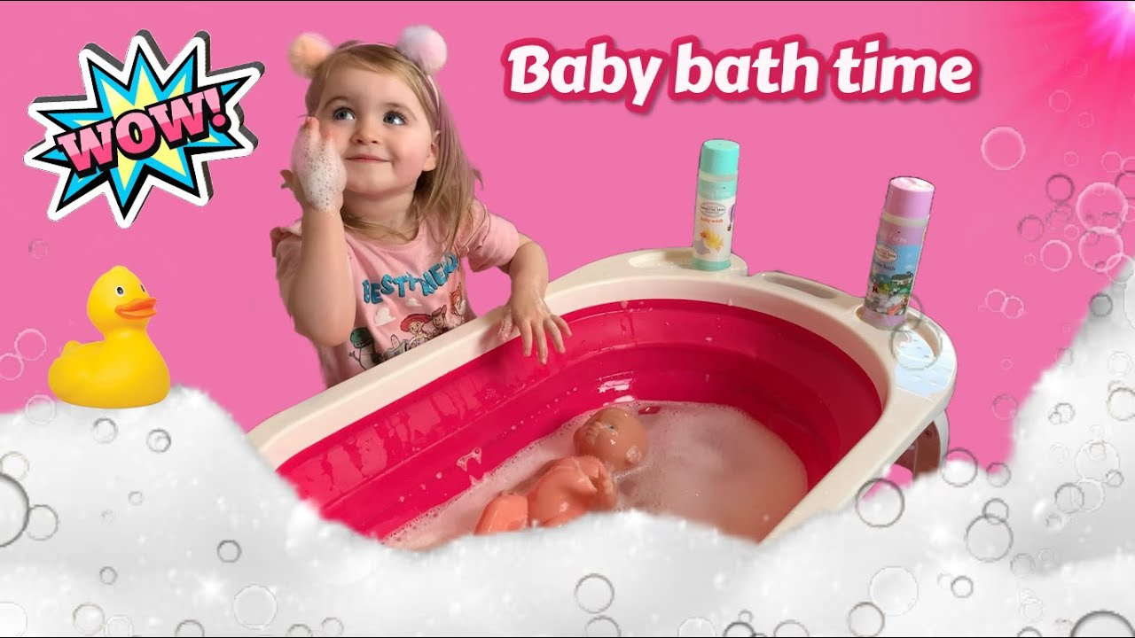 Download Baby bath time and kids nursery rhymes with Lilah