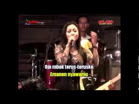 Oplosan (Karaoke)~Voc: Yuyun.OD Odon House Music Dangdut