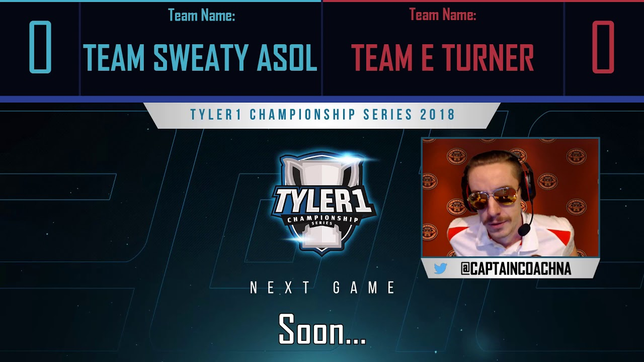 Captain Coach and LS casting in the TCS - Full segment unedited