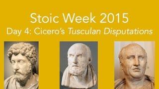 Stoic Week 2015 - Day 4: Cicero