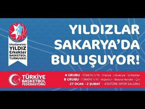 Bosna Hersek - Türkiye U16 ( Bosnia and Herzegovina - Turkey U16