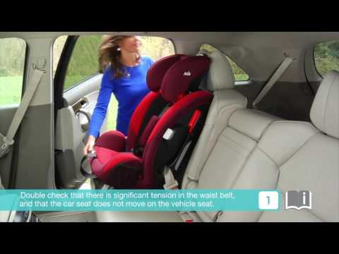 Smyths Toys - Joie Every Stage 0-1-2-3 Car Seat