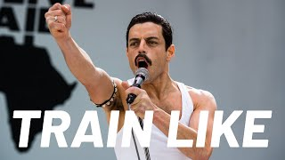 Rami Malek's Workout From Bohemian Rhapsody | Train Like A Celeb | Men's Health