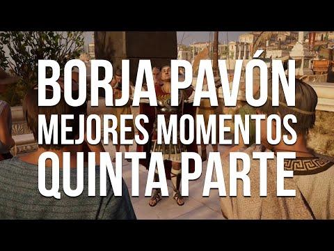 Borja Pavón - MEJORES MOMENTOS - QUINTA PARTE