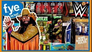 TOY HUNT!!! MACHO MAN MADNESS!!! WWE Figures, WWE Pop Vinyl & GLOW Wrestling Items #108