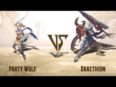 Party Wolf (Cassandra) VS Draethion (Nightmare) - Ranked Set (08.11.2019)