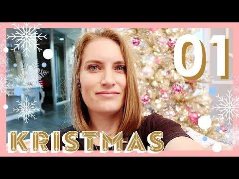 KRISTMAS DAY 1 | KRISTINA BRALY VLOGMAS