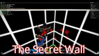 The Secret Wall in Flood Escape 2 | Roblox
