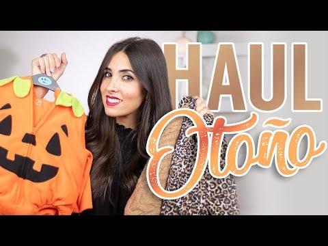 Haul Otoño | Contiene AD | Zara, Mango, Primark... + Haul Bebé