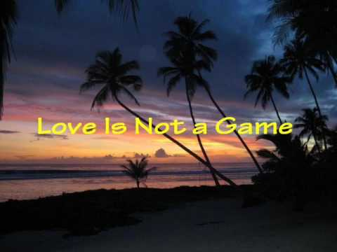 New Generation - Love is Not a Game