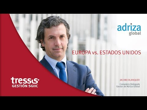 Adriza Global. Europa vs. Estados Unidos