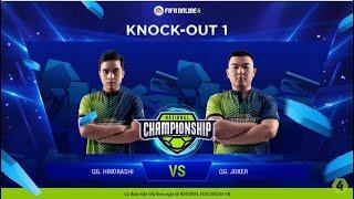 Trận Knock-out 1 - QG Joker vs QG Hinorashi [NC2019S1 - 17.03.2019]