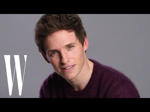"Eddie Redmayne as Audrey Hepburn in ""Breakfast at Tify's"" is Incredible"