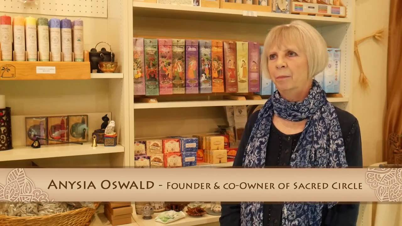 Testimonial about Prabhuji's Gifts by Anysia and Tom from Sacred Circle,  Alexandria, PA