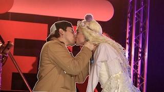 KIAN AND JC FINALLY KISS! (this shit isn