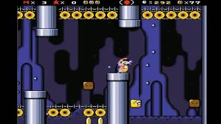 SMW Hack: Classic Mario World 3 - The Finale (gameplay em live)