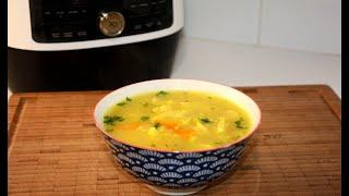Суп с цветной капустой и пшеном в Мультиварке Скороварке Redmond RMC P350 Рецепты в мультиварке
