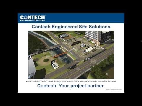 Contech Engineered Solutions - Webinar: Bridge and ABC Innovations Webinar