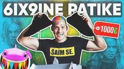PRVI SAM KUPIO 6ix9ine PATIKE - UNBAXING #6