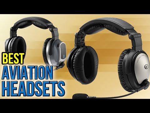 10 Best Aviation Headsets 2017