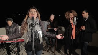 Holy Spirit / Oceans  Mash-Up (Kari Jobe & Hillsong) Cover by Jeannie Ortega