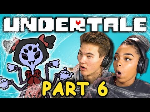 IT'S A TRAP! | UNDERTALE - Part 6 (React: Let's Plays)