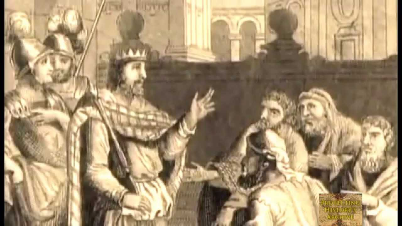 cyrus the great biography