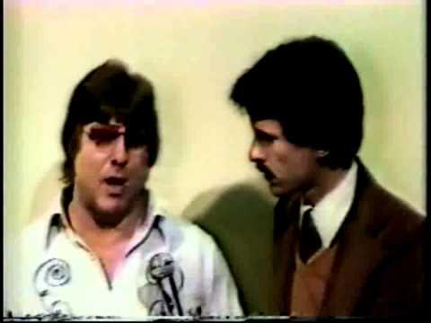 CWA MEMPHIS Ken Lucas Interview WRESTLING 1979