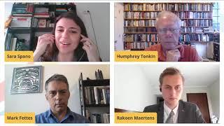 VK 2020: Inter du kolonoj de UN: debato pri Homaj Rajtoj kaj Daŭripova Evoluigo