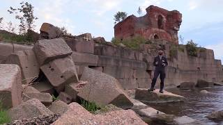 Заброшенные форты Кронштадтской крепости.  Лисафин Александр(, 2017-01-21T07:21:44.000Z)