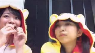 「林愛夏(ベイビーレイズ)」(2014.11.30)より。 SHOWROOMのコメントを...
