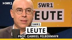 Fürchtet den globalen Corona-Crash | Prof Gabriel Felbermayr | Volkswirtschaftler | SWR1 Leute