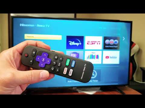 Hisense Smart TV (Roku TV) : How To Install & Delete Apps