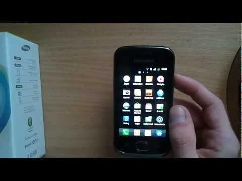 Samsung Galaxy Gio - recenzja