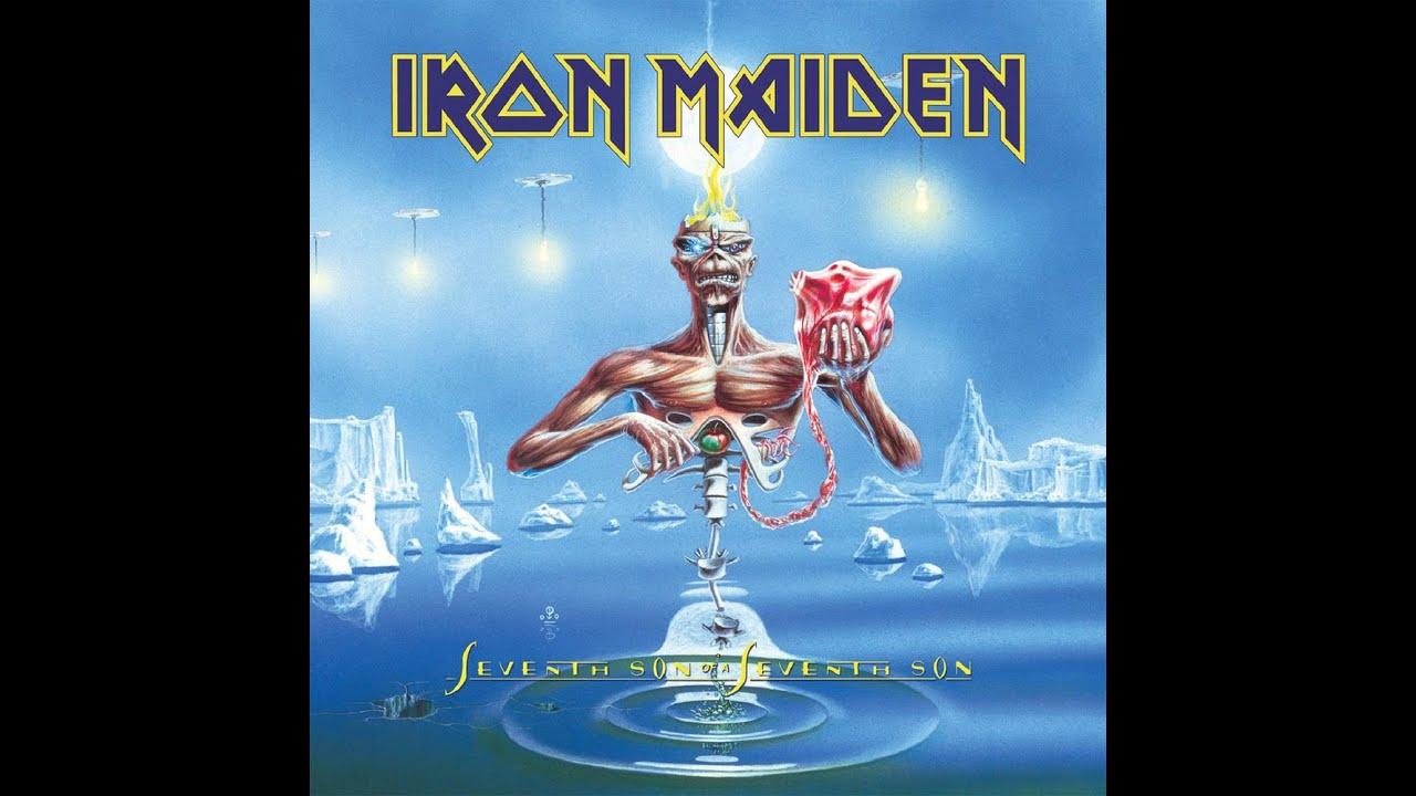 Iron Maiden - Seventh Son of a Seventh Son Lyrics - YouTube