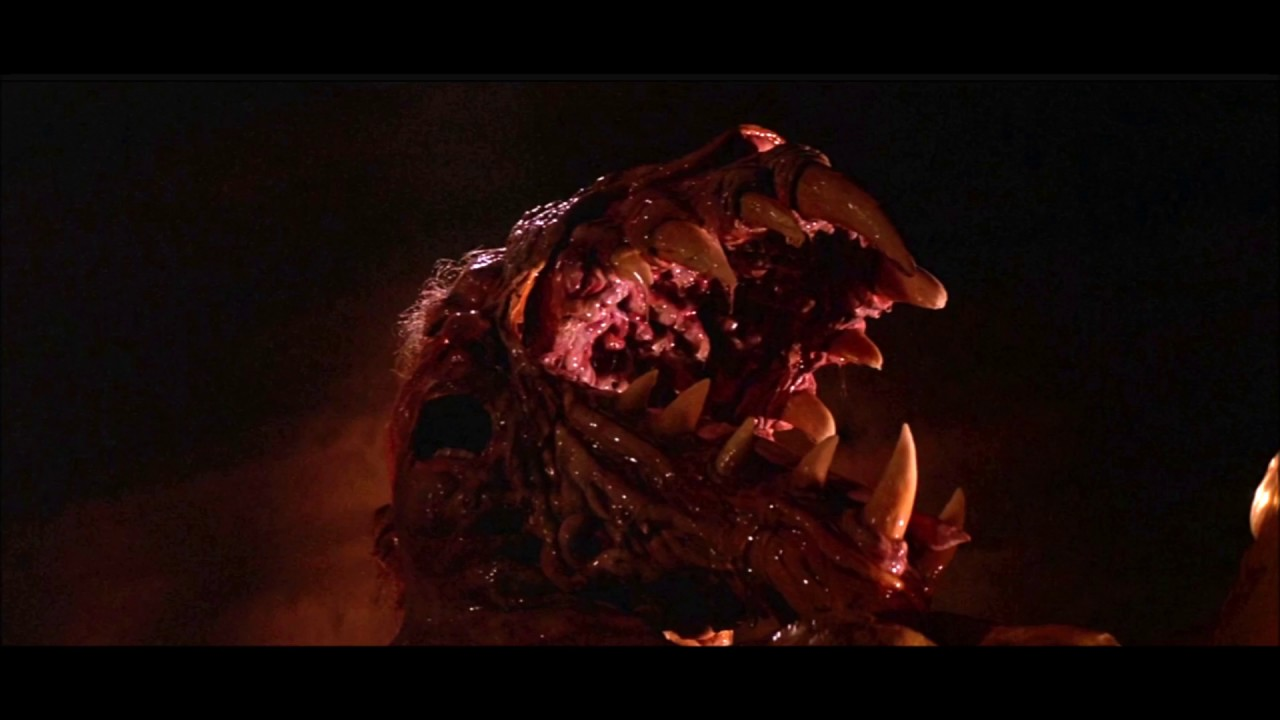 The Thing 1982 Film Ending Theory Youtube